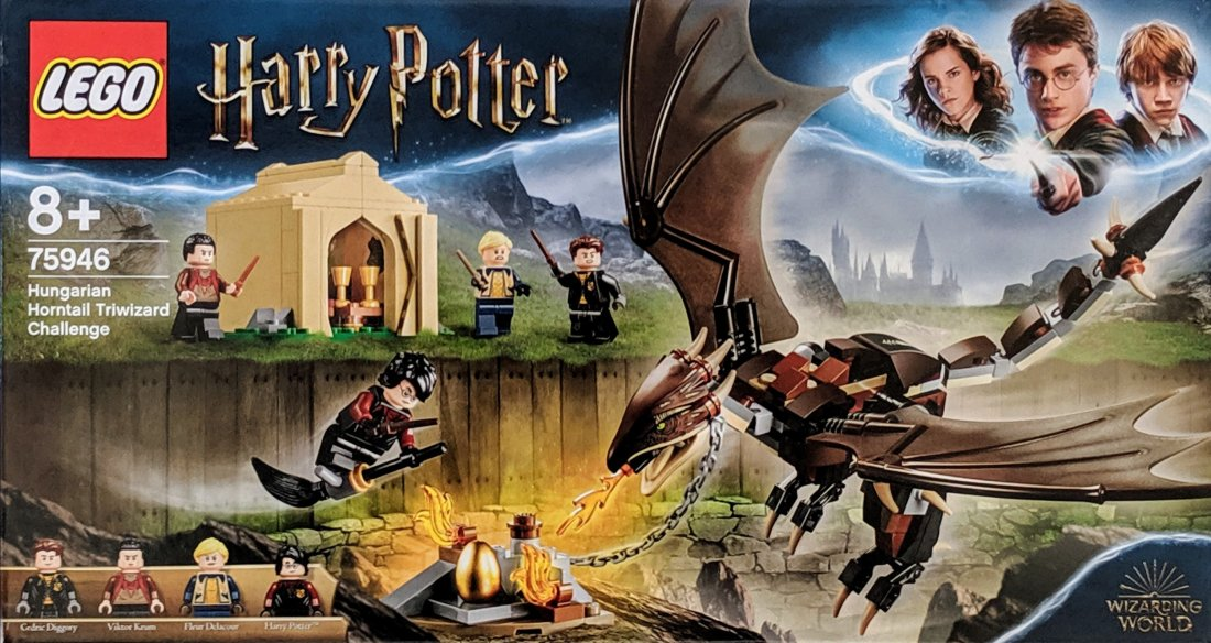 Review Hungarian Horntail Tri Wizard Challenge Blockwarts A Lego Harry Potter Fan Site Kate williams, young healer and member of the order, joins durmstrang's staff at dumbledore's request. review hungarian horntail tri wizard