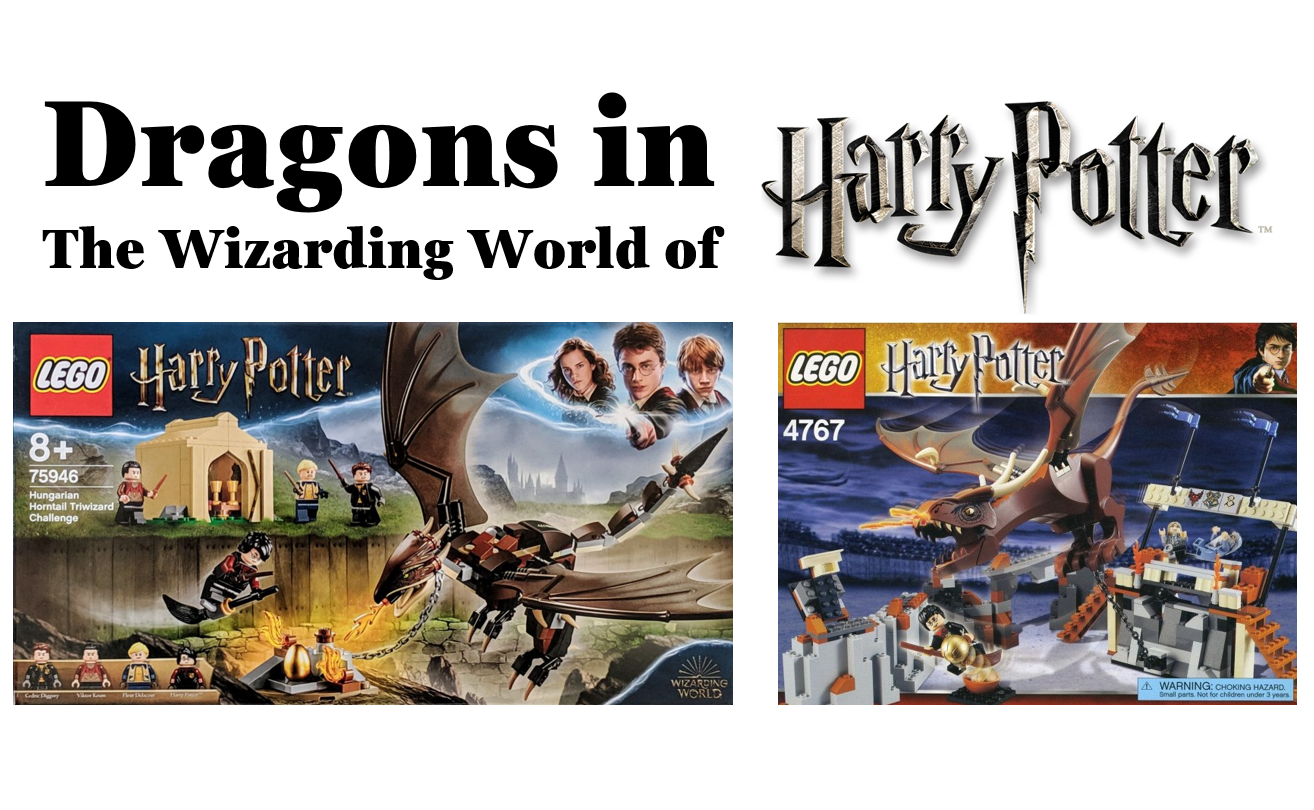 Dragons in the Wizarding World of Harry Potter