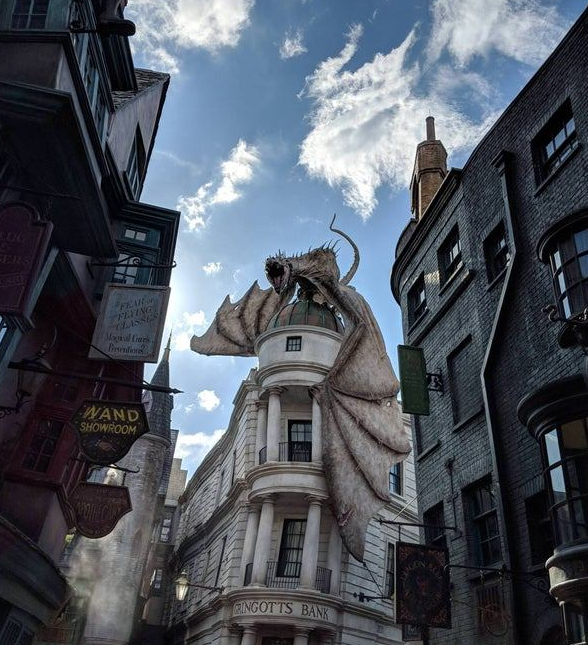 Universal studies harry potter