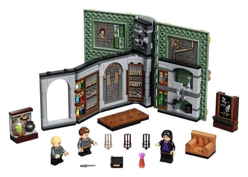 New figures coming with the 2021 classroom book sets ...